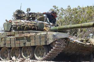 Chiến sự Syria: Quân chính phủ điều động lực lượng tinh nhuệ tới Daraa