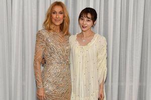 Phạm Băng Băng bị chê 'thần thái tầm thường' khi chụp ảnh cùng 'đại diva' Celine Dion