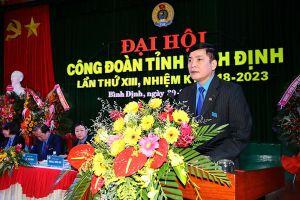 Chủ tịch Tổng LĐLĐVN Bùi Văn Cường: 'Tạo sự khác biệt, ưu đãi về lợi ích cho đoàn viên công đoàn'