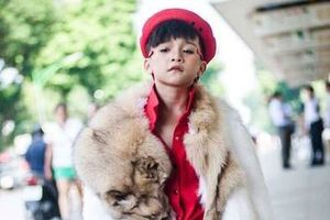 Mẹ mẫu nhí Hữu Nhật: 'Con là đứa trẻ sống rất tình cảm'
