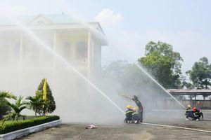 Chủ động luyện tập, phòng ngừa cháy, nổ