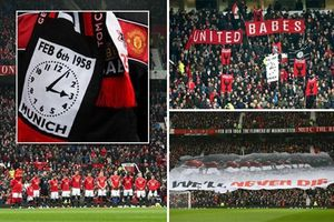 Thảm họa Munich cướp đi 23 nhân mạng và bi kịch bóng đá Anh cách đây 6 thập kỷ