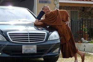 Thái Lan: Nhiều tội phạm đội lốt nhà sư sa lưới