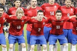 CHÍNH THỨC: Danh sách 23 cầu thủ Serbia tham dự World Cup 2018