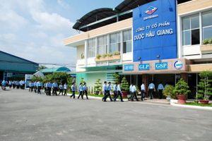 Taisho Pharmaceutial muốn nâng sở hữu lên 25% vốn tại Dược Hậu Giang