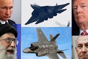 Nguy cơ bùng phát xung đột Israel-Iran
