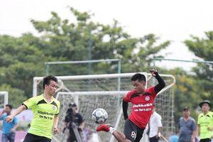 Khai mạc Giải bóng đá Báo chí miền Trung lần thứ 5