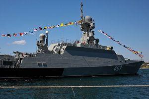 Vừa được chuyển giao, khinh hạm tên lửa Buyan-M đã có kế hoạch nâng cấp