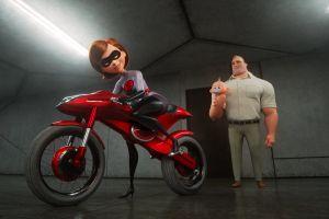 Trailer bộ phim 'Gia đình siêu nhân 2'