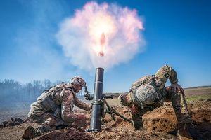 Binh sĩ Mỹ trong các cuộc tập trận bắn đạn thật ác liệt