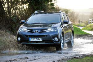 Toyota ngừng sản xuất phiên bản RAV4 diesel tại thị trường châu Âu
