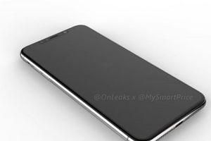 Hình ảnh iPhone X Plus xuất hiện trong loạt ảnh thiết kế rò rỉ mới