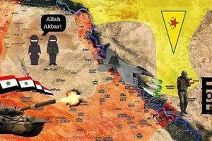 Mất Đông Euphrates, Syria phải đổi nhiên liệu lấy dầu thô SDF