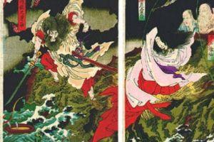 Kiếm báu của Thiên hoàng Nhật 'lấy từ đuôi mãng xà 8 đầu'