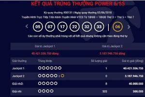 Quay số mở thưởng Vietlott: Đà Nẵng đón tỷ phú thứ hai!