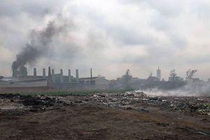 Gánh ô nhiễm vì... 'hàng xóm' đốt phế liệu ở Đông Anh: Cần sớm xử lý dứt điểm!