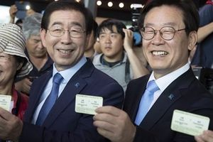 Hàn Quốc-Triều Tiên khai trương chuyến tàu thống nhất và hòa bình