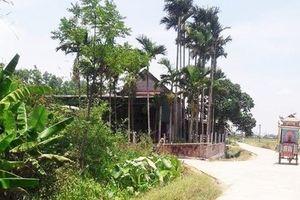 Hà Tĩnh: Vợ chồng thương vong trong nhà nồng nặc mùi xăng