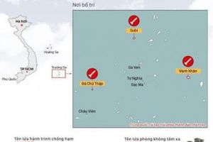 Ai làm chủ cái gọi là ADIZ ở biển Đông?