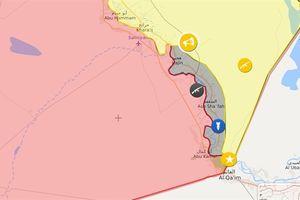 Nga tái không kích Latakia, Israel quần thảo biên giới Syria