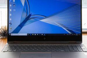 Đánh giá laptop HP Spectre X360 2018: Thiết kế mạnh mẽ, hiệu suất 'trâu'