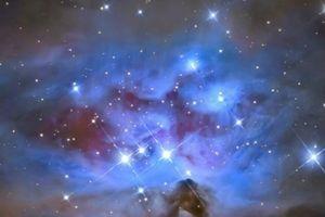 Khám phá về 'con ma' đa sắc len lỏi giữa các đám sao