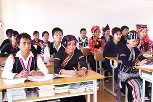 Hướng dẫn tuyển sinh vào các trường PTDTNT trung ương