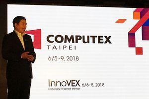 Computex 2018 trước giờ khai mạc