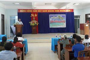 Quảng Nam: Trợ giúp pháp lý hướng về biển đảo quê hương