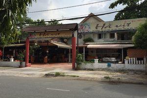 Saigontourist mang nhiều lô đất công cho thuê sai mục đích