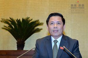 Bộ trưởng GTVT hứa đổi tên 'Trạm thu giá', Chủ tịch Quốc hội nói 'cứ trả lại tên cũ'