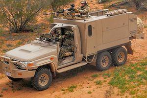 Tại sao xe Toyota Land Cruiser bất ngờ thành xe quân sự sát thủ hàng đầu?