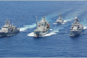 Ấn Độ thách thức Trung Quốc, củng cố quan hệ an ninh với ASEAN