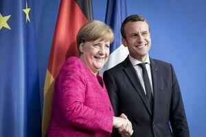 Thủ tướng Đức ủng hộ thành lập Quỹ tiền tệ châu Âu