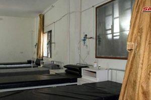 'Đột nhập' bệnh viện dã chiến của phiến quân mới được phát hiện tại Syria