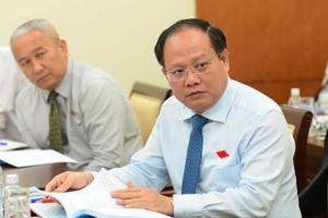 Sau phản ánh của Báo Người Tiêu Dùng: Thường vụ Thành ủy TP.HCM đề xuất kỷ luật Phó Bí thư Thường trực Tất Thành Cang