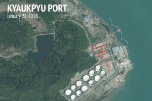 Dự án cảng 10 tỉ đô do Trung Quốc tài trợ bị đánh giá lại