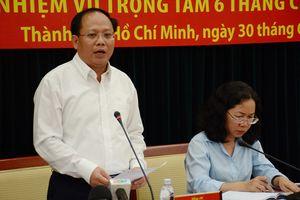 TP HCM: Thống nhất đề xuất kỷ luật Phó bí thư thường trực Thành ủy Tất Thành Cang