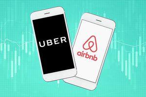 Uber và Airbnb có thể lên sàn vào năm tới