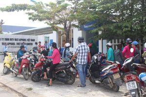 Quảng Nam: Hơn 500 công nhân may ngừng việc vì bị chủ chèn ép