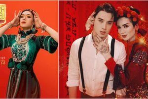 BB Trần, Quang Trung đồng loạt tung MV 'Bùa Yêu' Parody khiến dân mạng cười sảng