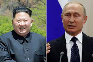 Ông Putin mời lãnh đạo Kim Jong-un thăm Nga