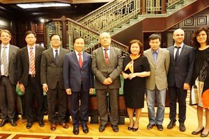 Thúc đẩy hợp tác giữa Đại học Tổng hợp Quốc gia Lomonosov (Nga) và các trường Đại học của Việt Nam