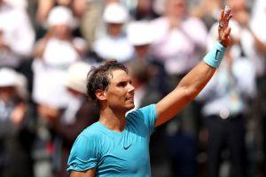Highlights vòng 4 Pháp mở rộng Rafael Nadal vs Maximilian Marterer