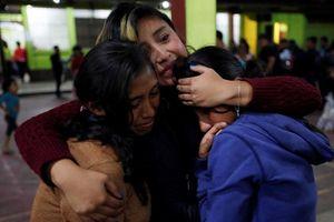Vụ núi lửa Fuego phun trào: Số người thiệt mạng tăng lên 25