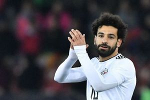 Ai Cập dự World Cup với 2 tiền đạo: Mạo hiểm với Mohamed Salah