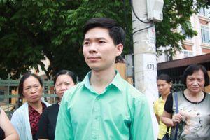 Clip: Bị cáo Hoàng Công Lương nói gì sau khi tòa trả hồ sơ vụ án?