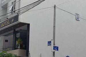 Nữ du khách Trung Quốc chết dưới thang máy khách sạn ở Đà Nẵng