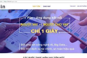 NextTech tính kiện star-up FIIN vì 'giống' Vaymuon.vn
