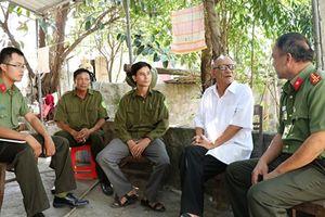 Công an huyện Bù Đốp tận tâm phục vụ nhân dân